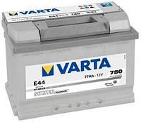Аккумулятор 77Ah-12v VARTA SD(E44) (278х175х190),R,EN780