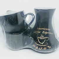 "Турка Набор ""Черная Coffee"""
