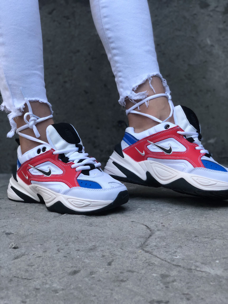 Кроссовки Nike M2K Tekno John Elliott 4