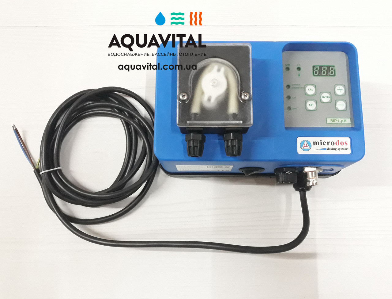 Дозирующая станция Microdos MP1–pH (2,4 л/ч)