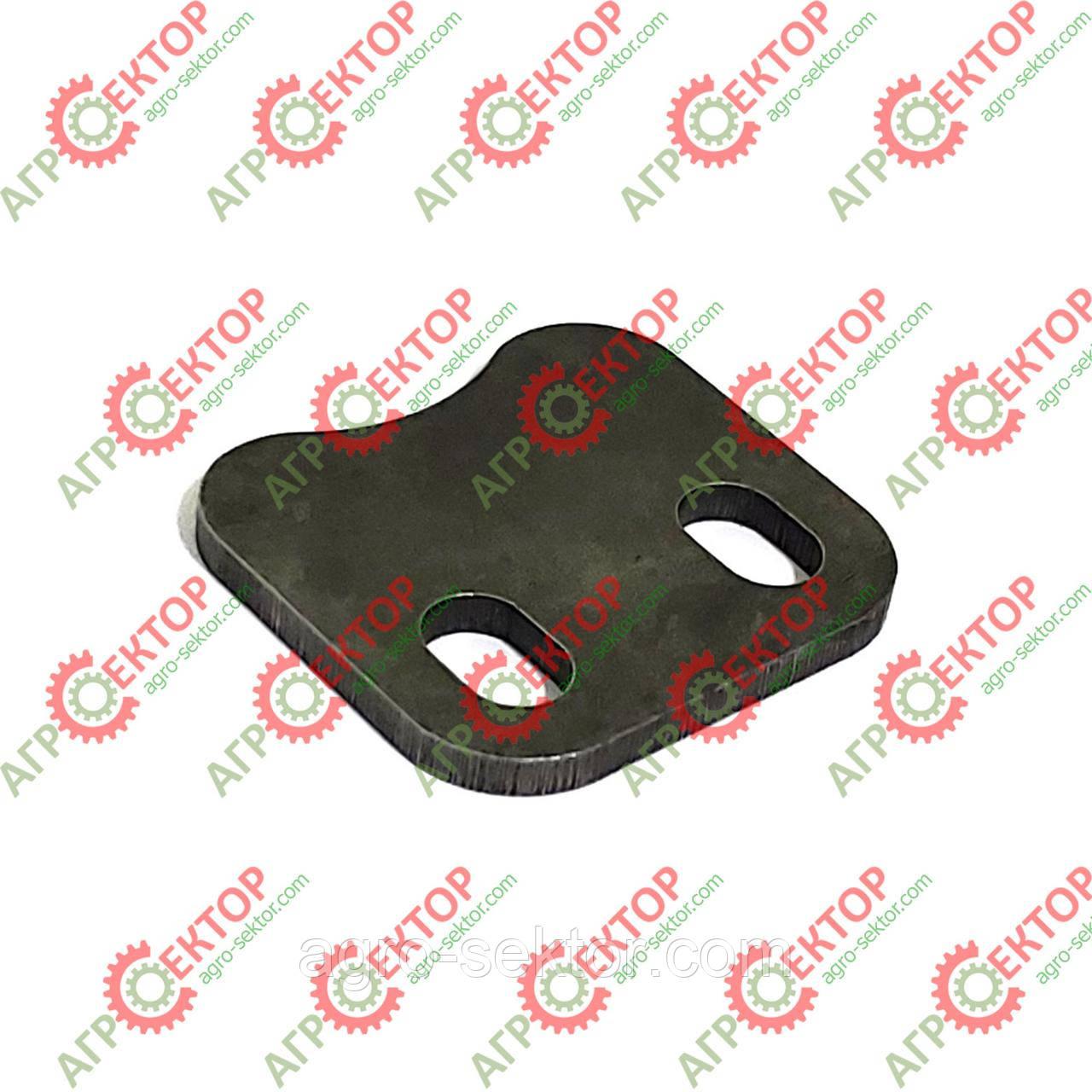 Пластина відрізного ричага на преспідбирач John Deere E64235