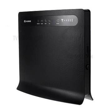 4G LTE Wi-Fi роутер Huawei B593s-22 Black (Киевстар, Vodafone, Lifecell)