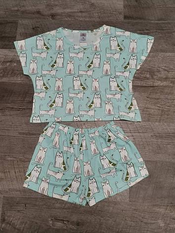 Молодежная пижама 11-6, фото 2