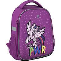 Рюкзак шкільний каркасний ортопедичний Kite Education My Little Pony LP20-555S