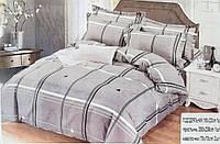 Полуторный комплект постельного белья (150 х 200) см Линия