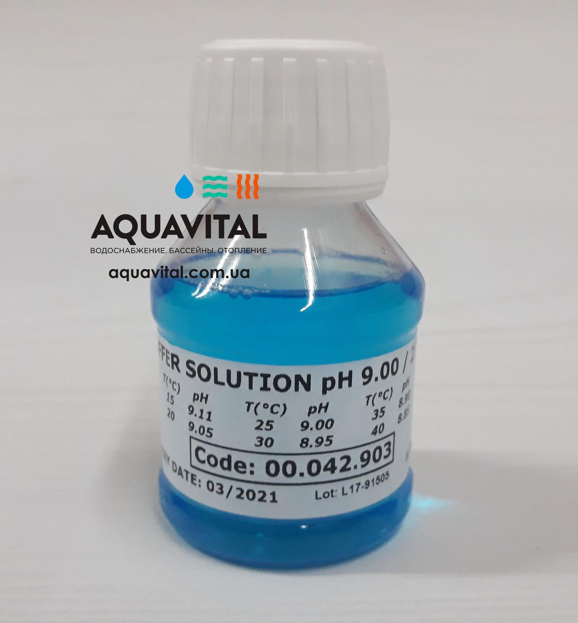 Калибровочный буферный раствор Microdos рН9