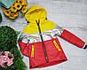 Куртка для девочки осень  весна код 909  размеры на рост от 146 до 164 возраст от 6 лет и старше