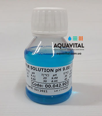Раствор для калибровки Microdos рН9 (буферный)