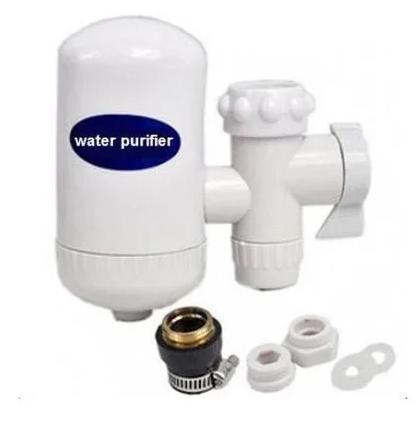 Проточный фильтр-насадка для воды SWS Environment Friendly Water Purifier