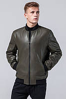 Куртка цвета хаки осенне-весенняя мужская молодежная модель Braggart Youth