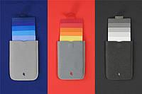 Картхолдер «Сard holder»  DAX для хранения банковских и других карточек основной Код D-77