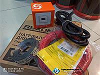 Тонкий двухжильный нагревательный кабель под плитку  Ryxon HC-20  (3.5м.кв 700 вт ) Серия  Terneo ST, фото 1