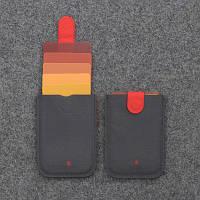 Картхолдер «Сard holder»  DAX для хранения банковских и других карточек основной  Код D-91
