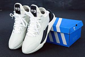 Кроссовки Adidas Y-3 Kawai серого цвета