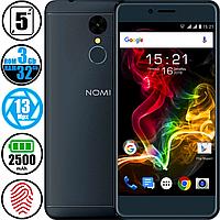 Смартфон Nomi i5050(3/32GB) 2-SIM Black + Подарок Защитное Стекло