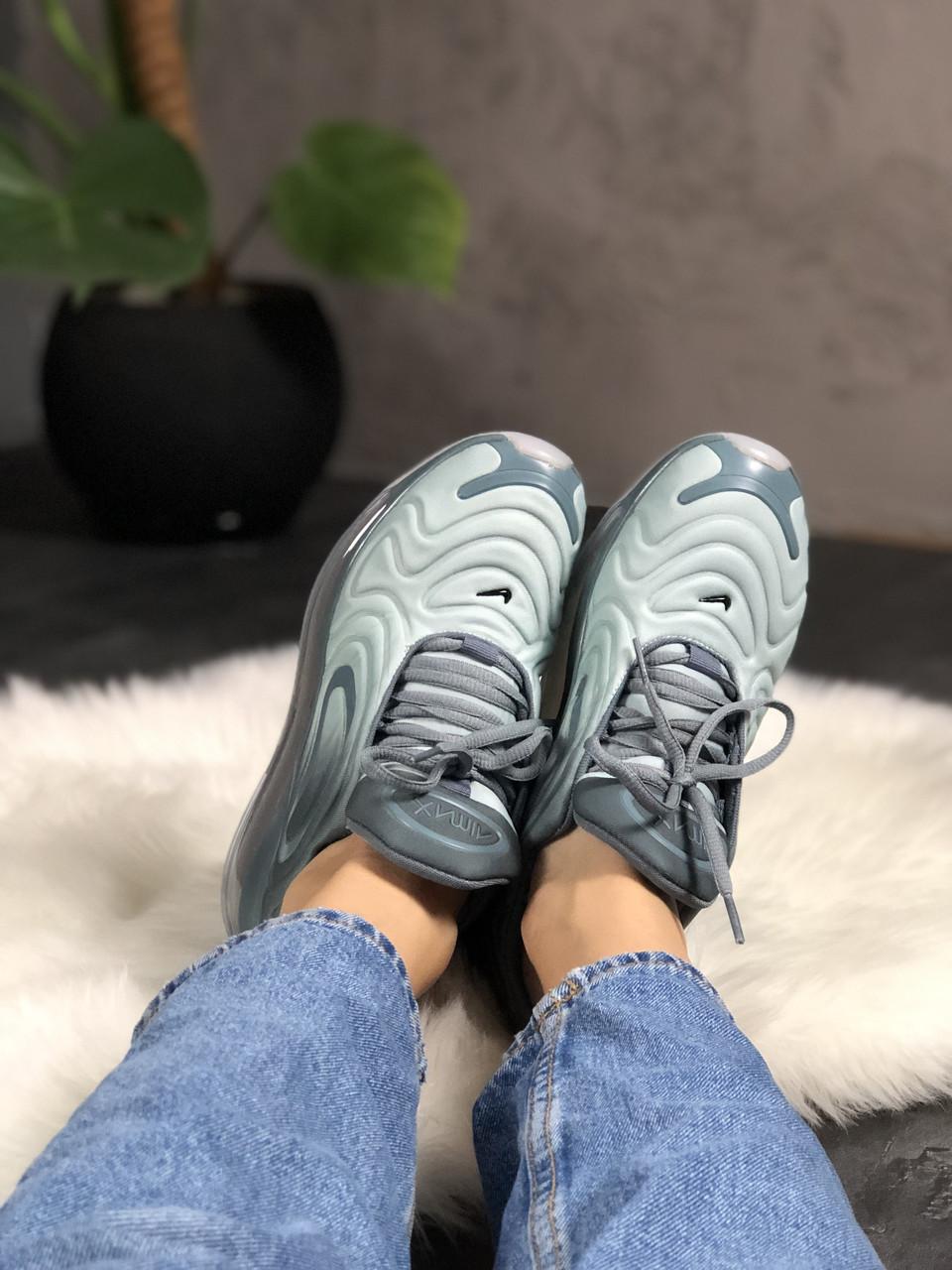 Кроссовки Nike Air Max 720 Light Grey 5