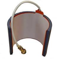 Нагревательный элемент для горизонтального  термопресса