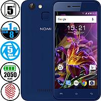 Смартфон Nomi i5012 (1/8GB) 2-SIM Сканер Отпечатков