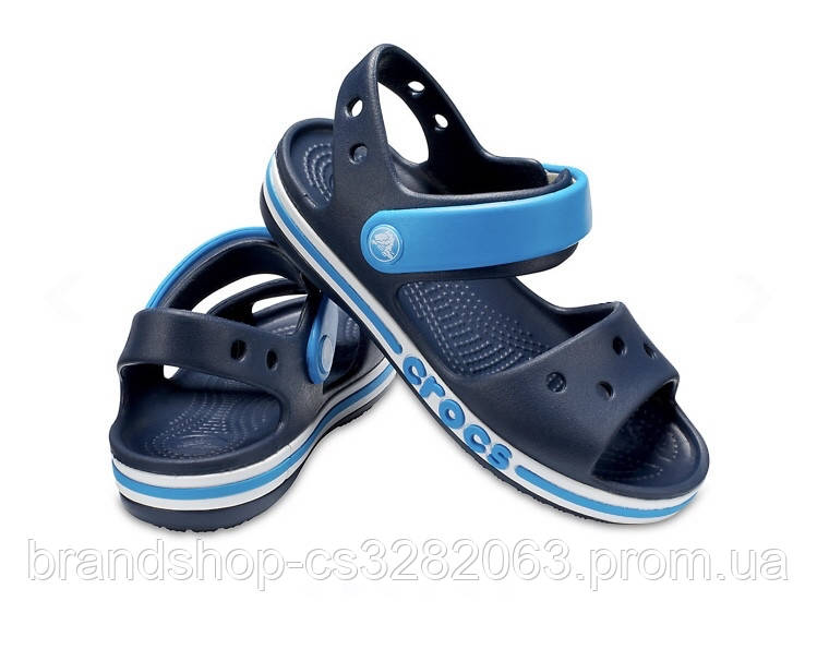 Crocs Kids Bayaband Sandal для мальчика