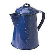 Чайник эмалированный GSI Outdoors 6 Сup Coffee Pot - Blue