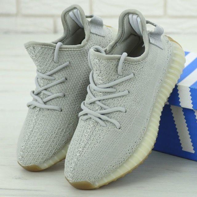 Женские кроссовки в стиле Adidas Yeezy Boost 350 V2 Clay