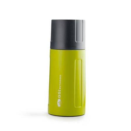 Термос GSI Outdoors Glacier Stainless 0,5l Vacuum Bottle (зелёный), фото 2