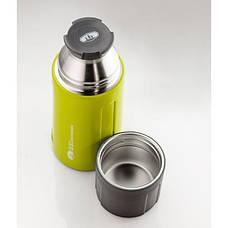 Термос GSI Outdoors Glacier Stainless 0,5l Vacuum Bottle (зелёный), фото 3