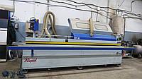Cehisa Rapid EP10 бу кромкооблицовочный станок с прифуговкой и моторегулировкой на толщину детали, фото 1