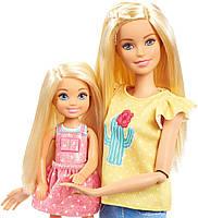 Barbie Верховая езда на лошадках и объятия (Барби и Челси) FXH15, фото 5