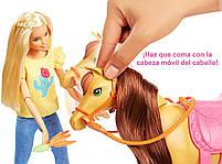 Barbie Верховая езда на лошадках и объятия (Барби и Челси) FXH15, фото 6