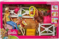 Barbie Верховая езда на лошадках и объятия (Барби и Челси) FXH15, фото 2