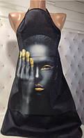 Женский фартук, с 3Д изображением, Турция