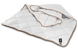 Одеяло двуспальное Евро Хлопок 200x220 Демисезон Royal Pearl  097, фото 2