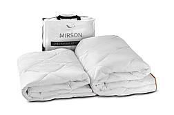 Одеяло двуспальное Евро Хлопок 200x220 Демисезон Royal Pearl  097, фото 3