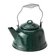 Чайник эмалированный GSI Outdoors Tea Kettle - Green