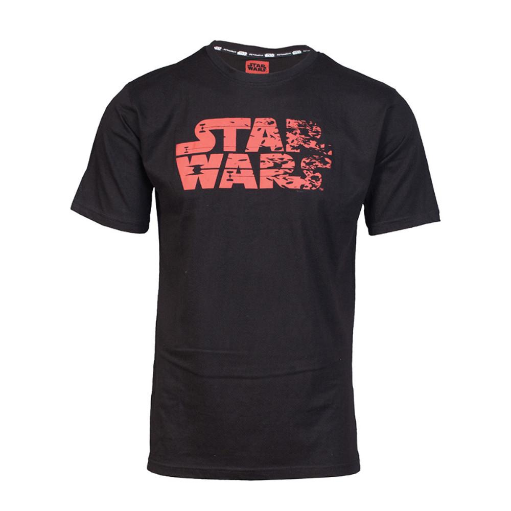Футболка STAR WARS Red Logo, размер XL