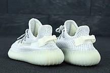 Мужские кроссовки в стиле Adidas Yeezy Boost 350 V2 Reflective, фото 2