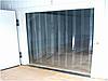 Холодосберегающая (-30С) ПВХ завеса для морозильных камер Н2000х1425мм, лента 200х2 мм, комплект с карнизом