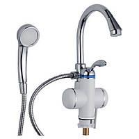 Кран водонагреватель проточный для ванны AQUATICA 3 кВт (LZ-6C111W)