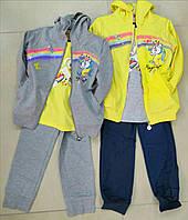 Спортивный костюм для девочек 134/164 см