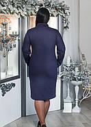 / Размер 54,56,58,60,62 / Женское платье из валяной шерсти, фото 2