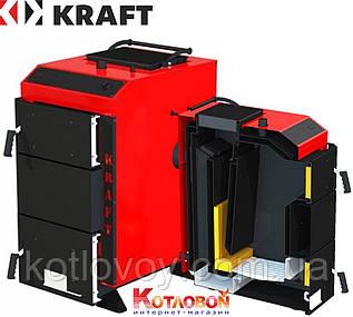 Твердотопливный котёл длительного горения KRAFT (Крафт) D