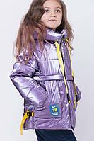 """Демисезонная куртка для девочки """"Зефир"""", куртка-жилетка детская ВЕСНА 2020"""