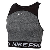 Топ жен. Nike W Nk Dry Tank Crop Space Dye (арт. CJ3646-010), фото 1