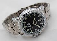 Мужские часы РЕКОРД стандарт, автозавод, стальные, фото 1