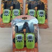 Рация Baofeng BF-T3 зеленая. Новые ОРИГИНАЛ ДВЕ Рации комплект из ДВУХ Раций