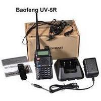 Baofeng UV-5R Рация Новая ОРИГИНАЛ полный комплект с гарнитурой