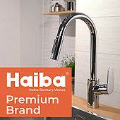 Смесители для кухни HAIBA