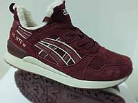 Зимняя обувь, зимние кроссовки женские, зимові кросівки ASICS GEL LYTE размер 40, 41