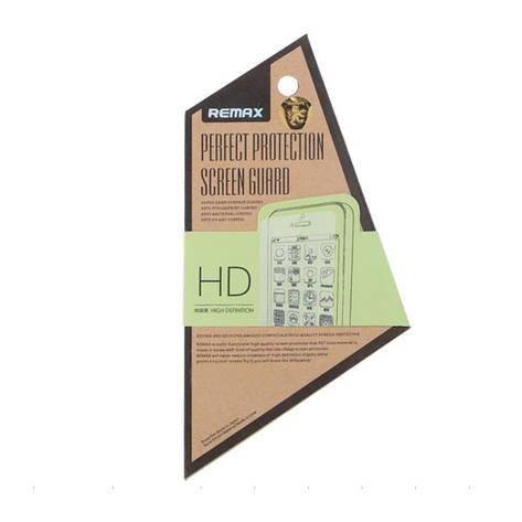 Защитная пленка Remax для iPhone 5/5S/5SE (front + back) - глянцевая, фото 2
